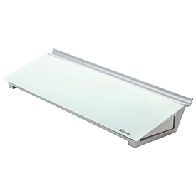 Nobo 1905174 Diamond Glass Desktop Pad