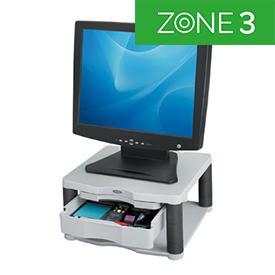 Fellowes 91713 Monitor Riser Plus