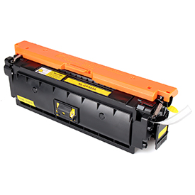 HP CF362A Compatible Yellow Toner Cartridge
