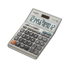 Casio 12 Digit Desk Calculator