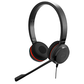 Jabra Evolve 30 II MS Stereo Headset