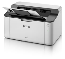 Brother HL-1110 Compact Mono A4 Laser Printer