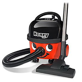 Numatic HVR160 Henry Compact Hoover - 620W