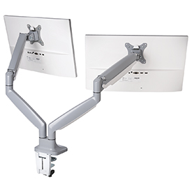 Kensington K55471EU SmartFit One-Touch Height Adjustable Dual Monitor Arm