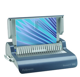 Fellowes Quasar 500 A4 Electric Comb Binder