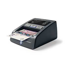 Safescan 155-S Automatic Counterfeit Detection - Black