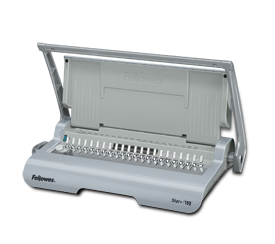 Fellowes Star Plus A4 Comb Binder