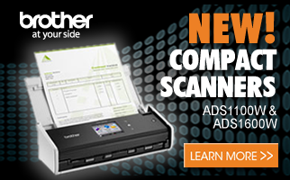 Brother Compact Scanners