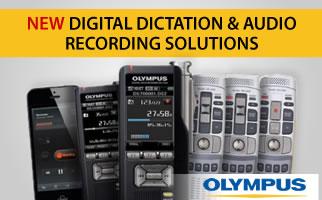 Olympus Dictation