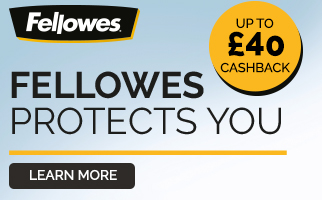 Fellowes protects you!