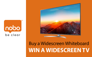 Win a TV with Nobo