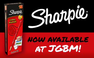 We stock Sharpie!
