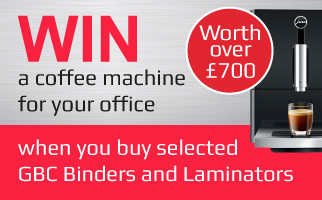 Win a coffee machine with GBC