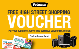 Fellowes Shopping Voucher