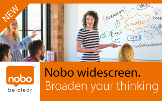 New Nobo widescreen boards
