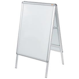 Nobo 1902206 A1 A-Board Clip Frame Poster Display