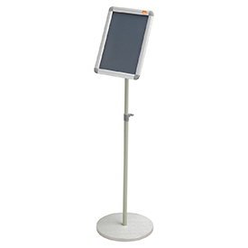 Nobo 1902383 A4 Snap Frame Display Stand