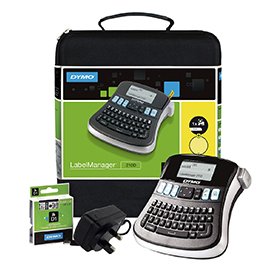 Dymo Labelmanager 210D Label Maker Kit