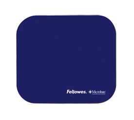 Fellowes 5933805 Microban Mousepad - Box of 6