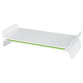 Leitz Ergo WOW Adjustable Monitor Stand Green