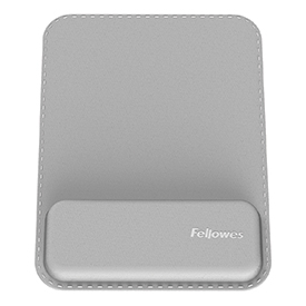 Fellowes 8066501 Hana Mousepad Wrist Support Grey