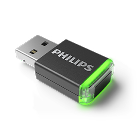 Philips ACC4100 AirBridge Wireless Adapter