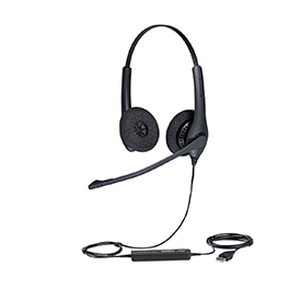 Jabra BIZ 1500 Duo USB-A Headset
