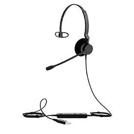 Jabra BIZ 2300 USB Duo UC Headset
