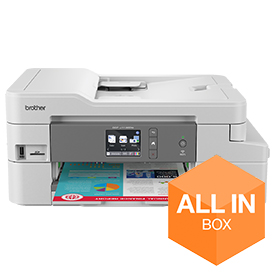 Brother DCP-J1100DW All in Box A4 Colour Inkjet Multifunction