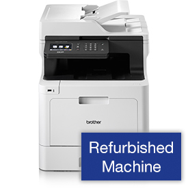 Brother DCP-L8410CDW A Grade - Refurbished Machine