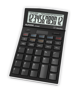 Aurora DT920P Desk Calculator