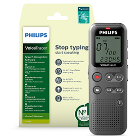 Philips DVT1115 Speech Recognition bundle