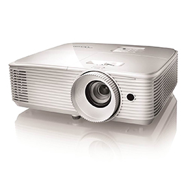 Optoma EH334 High resolution - 1080p DLP Projector