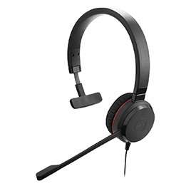Jabra Evolve 20SE MS Mono Headset