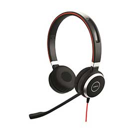 Jabra Evolve 40 MS Stereo Headset