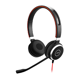 Jabra Evolve 40 MS Stereo USB C Headset