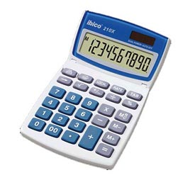 Ibico 210X Desktop Calculator