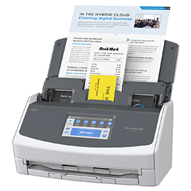 Fujitsu ScanSnap iX1600 A4 DT Workgroup Document Scanner