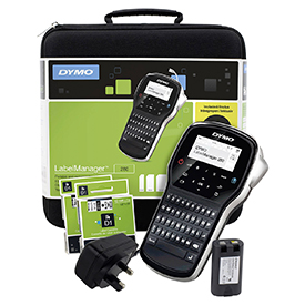 Dymo Labelmanager 280 Label Maker Kit
