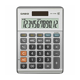 Casio MS-120BM Desk Calculator