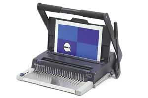 GBC MultiBind 320 A4 Comb and Wire Binder