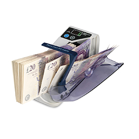 Safescan 2000 Portable Banknote Counting Machine