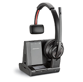 Plantronics Savi W8210-M Wireless Headset