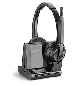 Plantronics Savi W8220-M Wireless Headset