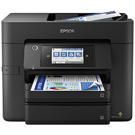 Epson WorkForce PRO WF-4830DTWF Colour Inkjet All-In-One Multifunction