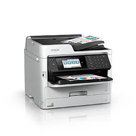 Epson WorkForce Pro WF-C5790DWF Colour A4 Inkjet Multifunction