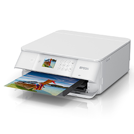 Epson Exp Premium XP-6105 White A4 Colour Inkjet Multifunction