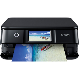 Epson Expression Photo XP-8600 All in One A4 Colour Inkjet Multifunction